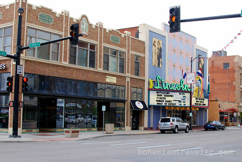 Lincoln Theater in Cheyenne, WY