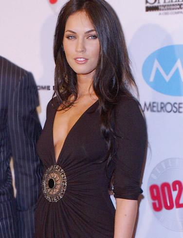 Megan Fox Rare Picture