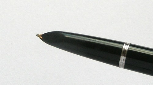 Parker 51 1952 Oblique Italic