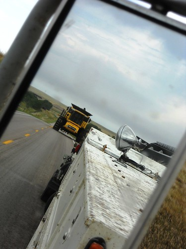 Moving down the highway
