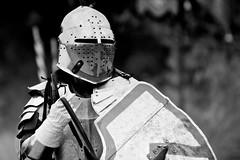 ...shining armor