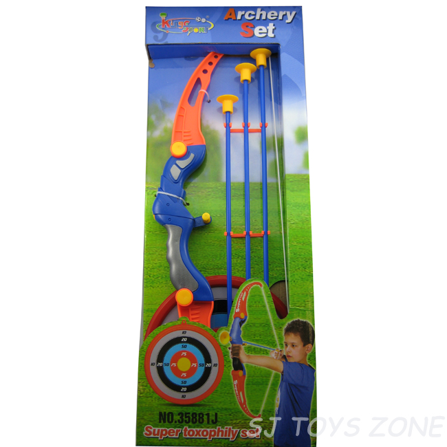 Target Toys For Toddlers : Archery toxophily toy set with target for kids extremely