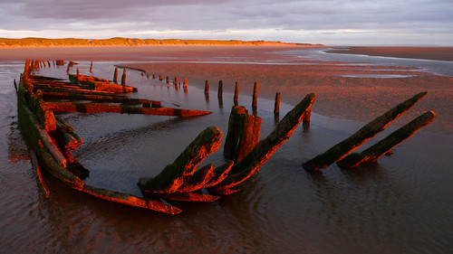 star of hope wreck by frazerweb