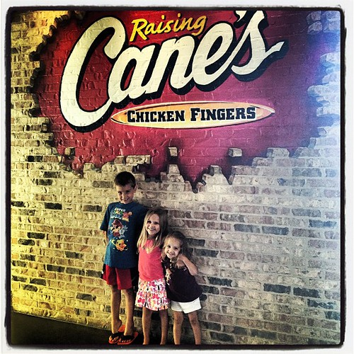 Canes, just like Lanes but in Oklahoma