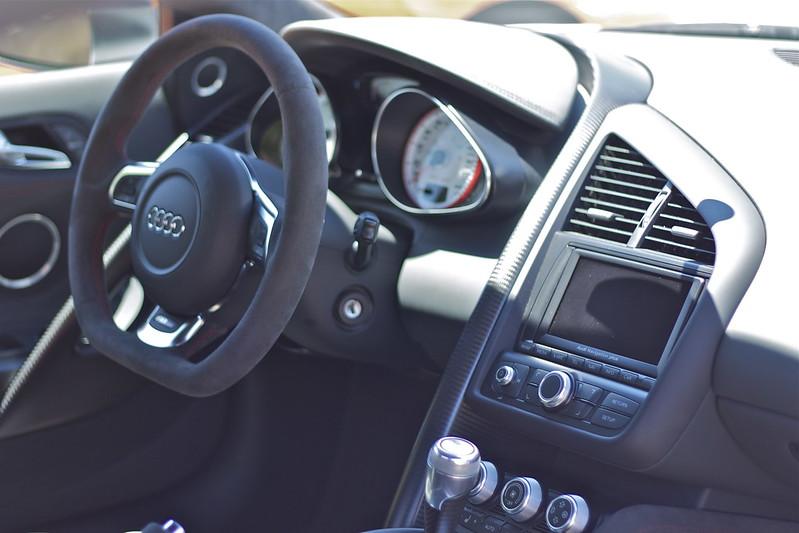 Audi R8 GT Interior #3