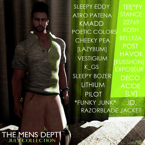 The Mens Dept (July)