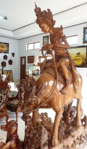 Bali-Villages d'artisans-Mas (6)