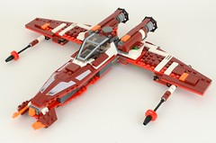 9497 Republic Striker Class Starfighter