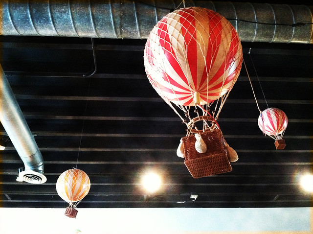 Balloons - effect by Vindauga Gallery