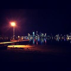 Pretty city.