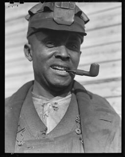 Scott's Run, West Virginia. Unemployed miner, March 1937