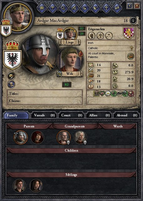 Crusader Kings II Succession Game 1: A Story of Salerno - Page 24