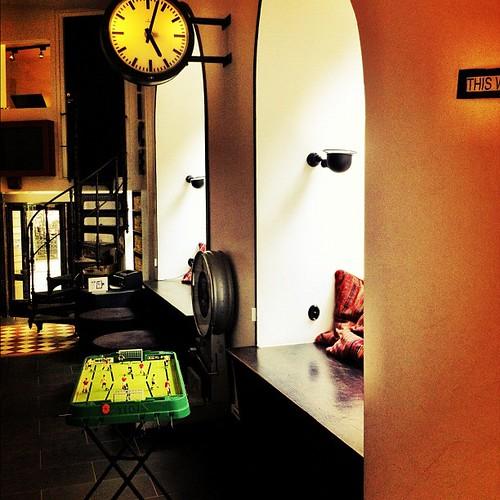 我在斯德哥爾摩的青年旅館