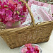 A Basket Full Of Pink Treasures