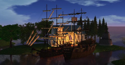WIld Fleet Admirality - Winterfell Eventide