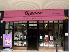 Picture of Cianna Hairdressers, 11 St George's Walk