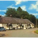 The Sir John Barleycorn public house, Old Romsey Road, Cadnam, Hampshire