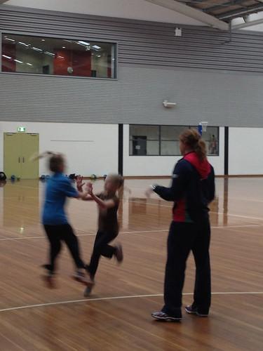 Melbourne Vixens Netball Clinics