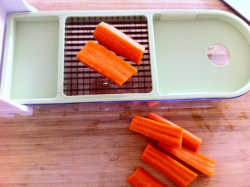Carrot on Dicer