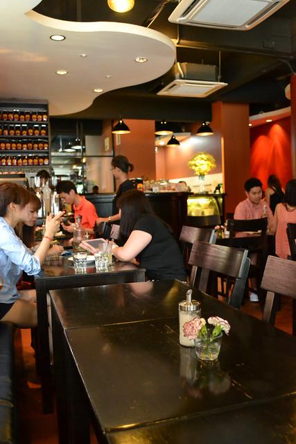 Antipodean Café, Bangsar