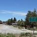 San Luis city limits sign.