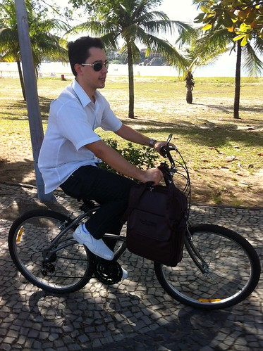Vitória Cycle Chic by Dora Doríssima