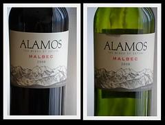 Alamos Malbec 2008, fiel representante de nuestro cepaje