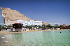 Ein Boqeq, Dead Sea