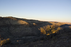 Davis Mountains Overlook at Sunset 8