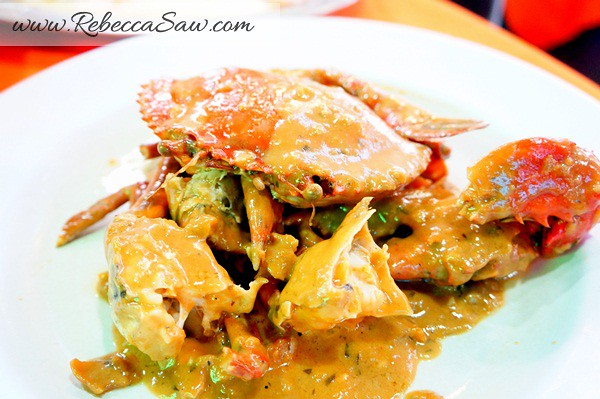 bukit mata - tops spot Kuching - seafood-006