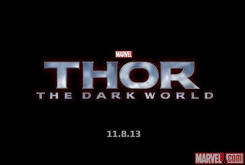 120716(2) - 『復仇者聯盟』雷神索爾的電影續集《Thor The Dark World》預定2013/11/8全球首映!