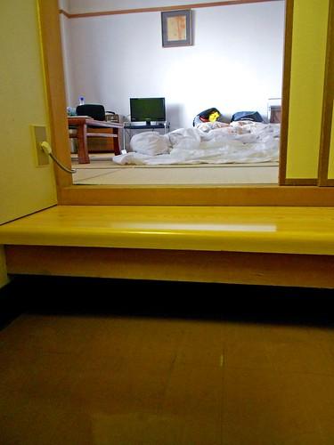 Japanese-style Hostel