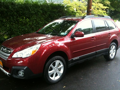 New 2013 Subaru Outback