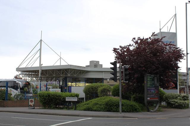 Estación de autobuses de Southampton