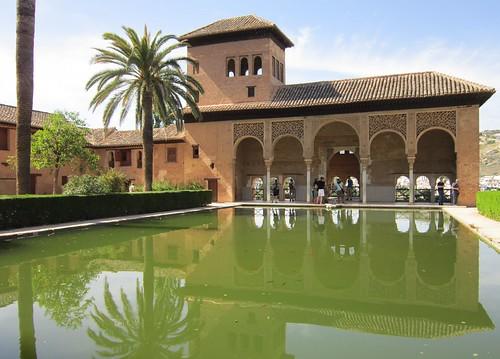 貴婦人の塔@アルハンブラ宮殿 2012年6月4日 by Poran111