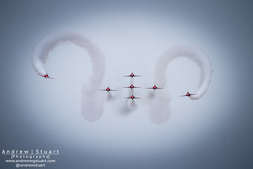 Red Arrows 6 and 7 Looping