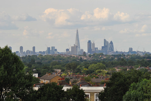 Skyline from Norwood Park
