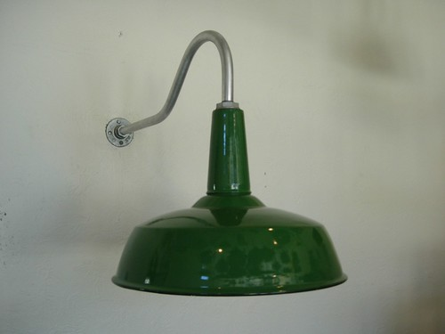 "20"" DIAMETER VINTAGE INDUSTRIAL BARN LIGHT VISIT MY EBAY STORE APPLETON ESALES by abb_christine"
