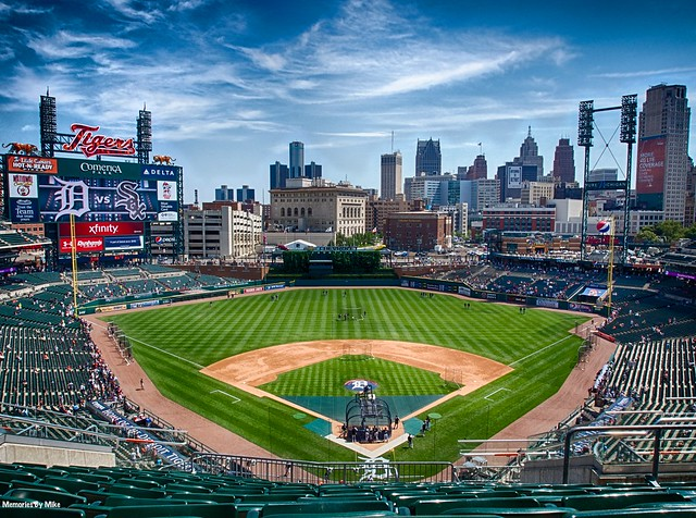 The Greatest Ball Park in the Majors from Flickr via Wylio