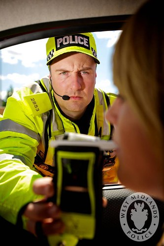 Day 205 - West Midlands Police - Tackling drink and drug driving