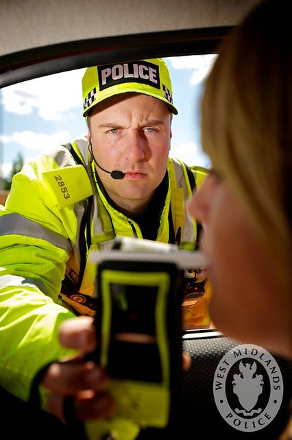 Drink Driving Procedure Uk