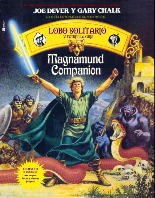 Magnamund Companion