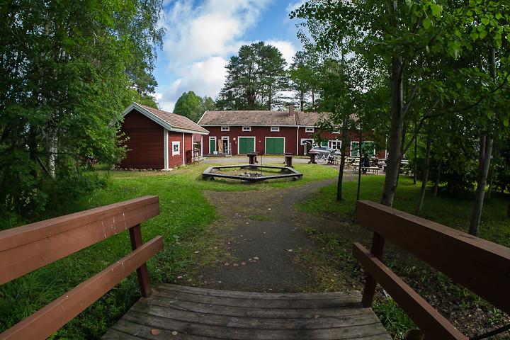 Lentokenttä Parkki Oulu