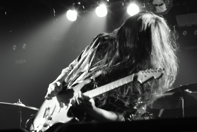 ROUGH JUSTICE live at Outbreak, Tokyo, 27 Jul 2012. 066