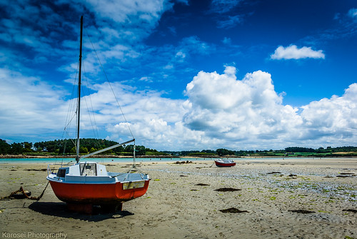 Low Tide in Breizh