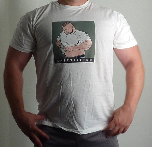 shirtlifter crop
