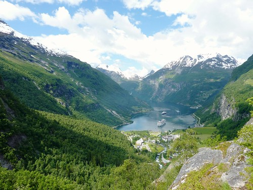 Fjorden (NO) - Geiranger-Trollstigen - Flydalsjuvet