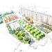 校園環境設計鳥瞰