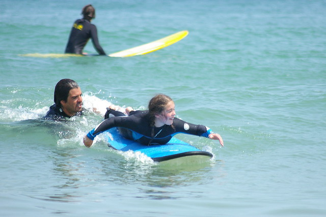 Silva surf lessons