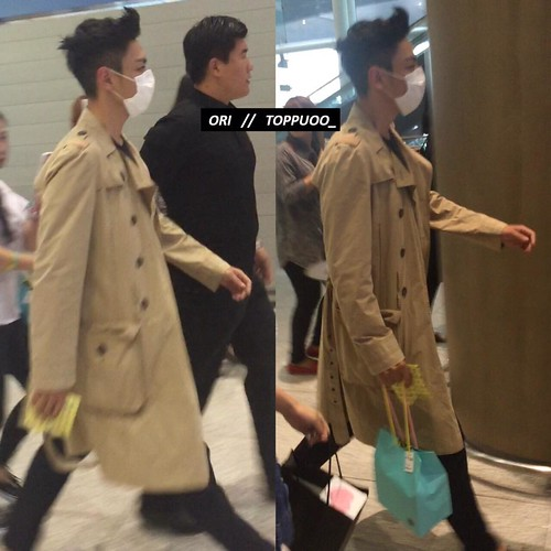 Big Bang - Incheon Airport - 13jul2015 - Toppuoo_ - 01
